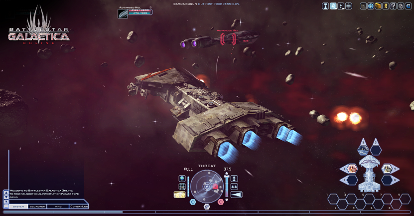 game battlestar