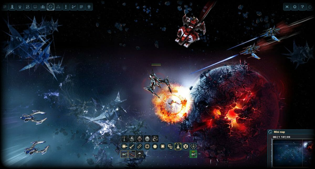 DarkOrbit Goodgame Empire Games