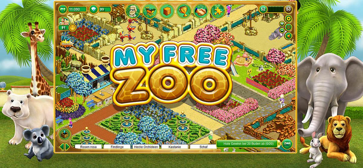 my free zoo online