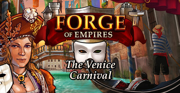 Venice Carnival Forge of Empires
