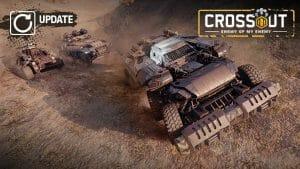 crossout update